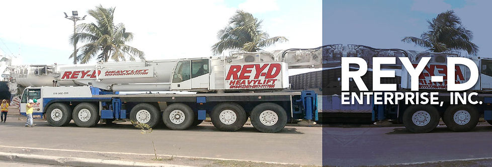 Heavy Equipment Rental - Rey-D Enterprise, Incorporated