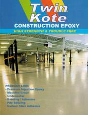 Twin Kote Construction Epoxy