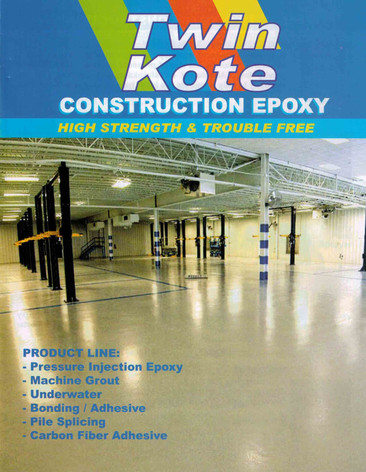 Twin Kote Construction Epoxy