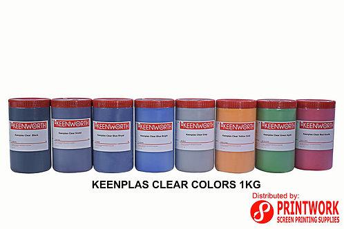Keenplas Clear Colors 1Kg