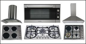 Rangehoods, Built-In Hobs and Built-In Ovens