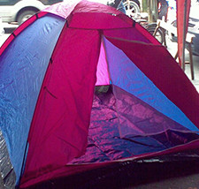Dome Tent in Manila