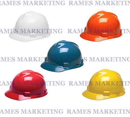 SAFETY HELMET - PERSONAL PROTECTIVE EQUIPMENT