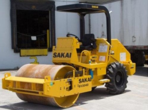 SAKAI Road Roller