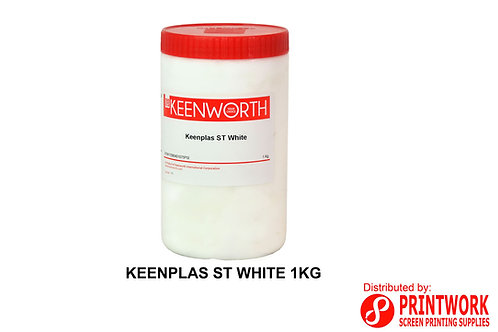 Keenplas St White 1Kg