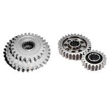 Fabricate Gears, Shaft