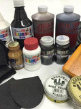 Leather Dyes and Shoe Polish