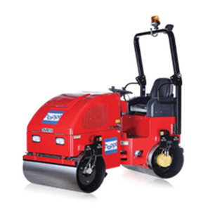 RIDE-ON VIBRATORY ROLLER