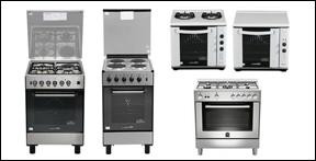 Ranges and Table Ovens