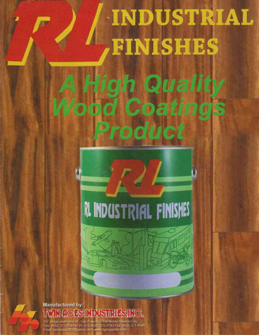 RL Industrial Finishes
