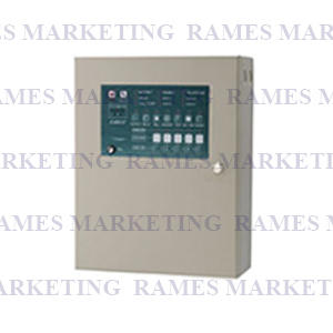 CONTROL PANEL - FIRE DETECTION AND ALARM SYSTEM