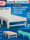 Zooey Plastic Beds