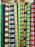 V Nylon Tarpaulins Striped
