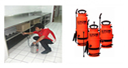 RESIDUAL & NON RESIDUAL INSECTICIDE SPRAYING TREATMENT