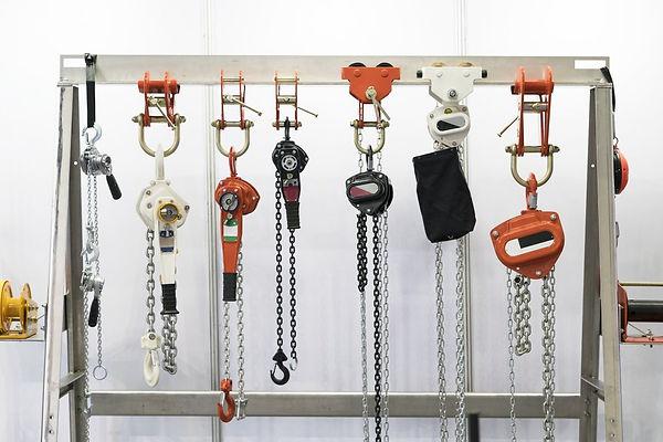 Hoisting and Rigging Equipment
