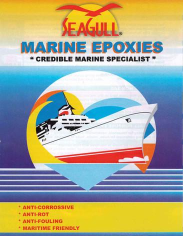 Seagull Marine Epoxies