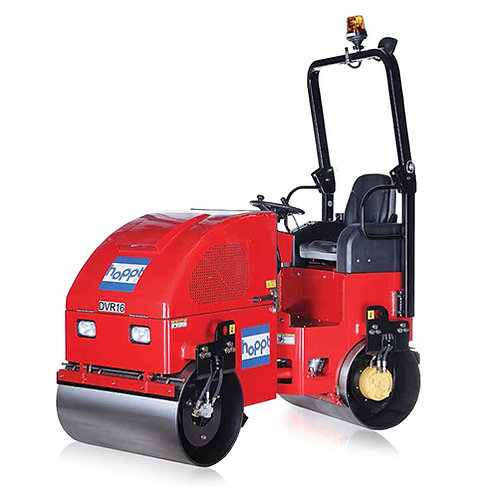 Tonne Ride-on Vibratory Rollers (DVR16s)