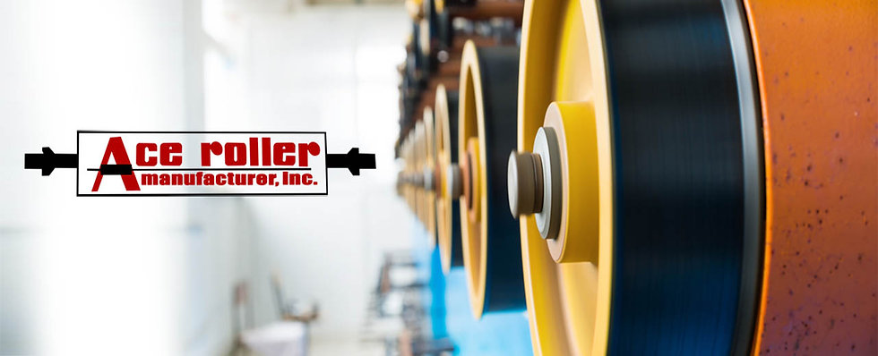 Rubber Rollers in Quezon City - Ace Roller Manufacturer, Incorporated