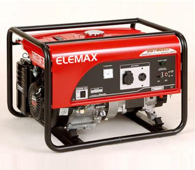 Honda Elemax Generator