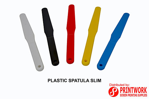 Plastic Spatula Slim