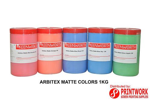 Arbitex Matte Colors 1Kg