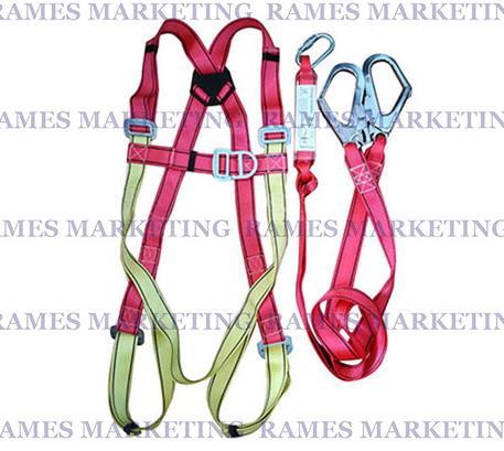 FULL BODY HARNESS DOUBLE LANYARD - PERSONAL PROTECTIVE EQUIPMENT