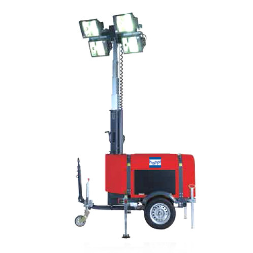 Manual-Mast Light Towers
