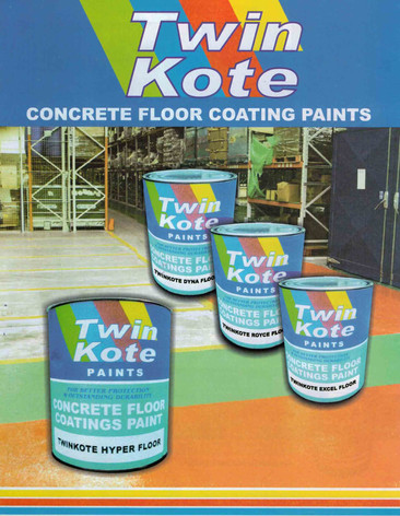 Concrete Floor Coating Paints