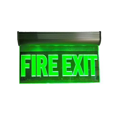 FIRE EXIT LED