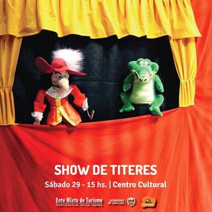 Show de Títeres