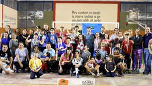 Cierre de Taller Deportivo de Handball