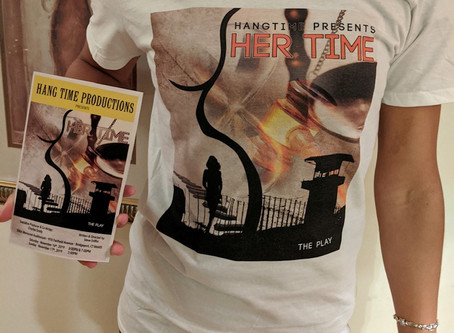 HER TIME, the play ….Apparel