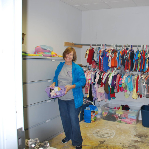Mignon Baptist Church Christ Closet