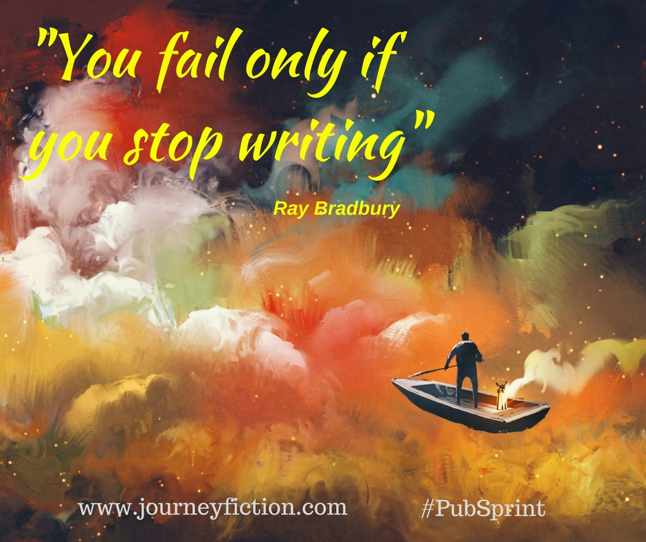 You fail only if you stop