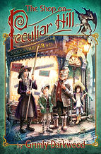 Peculiar Hill cover (colour) 50 percent.