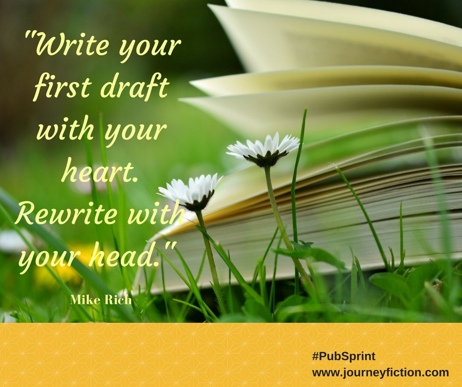 Write with your heart