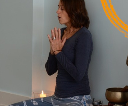 How I leaned on my meditation and yoga practice through breast cancer and COVID