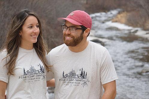 Pine-Clad T-Shirt (unisex)