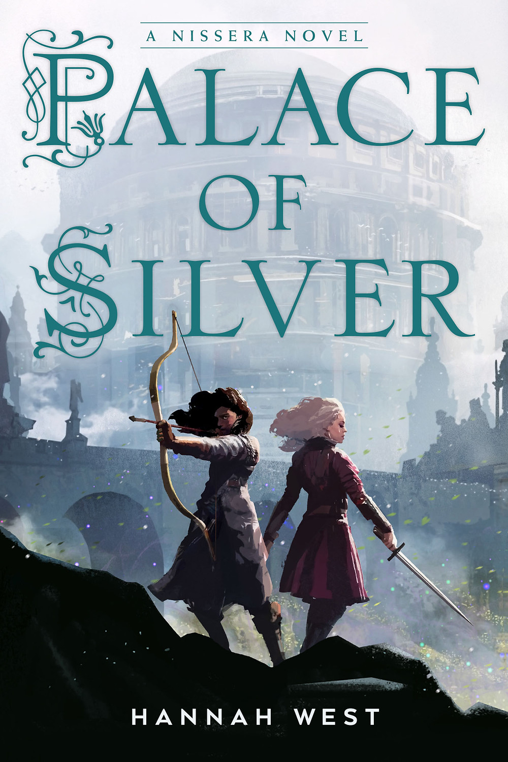 Palace of Silver cover