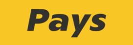 pays platební brána pro wix