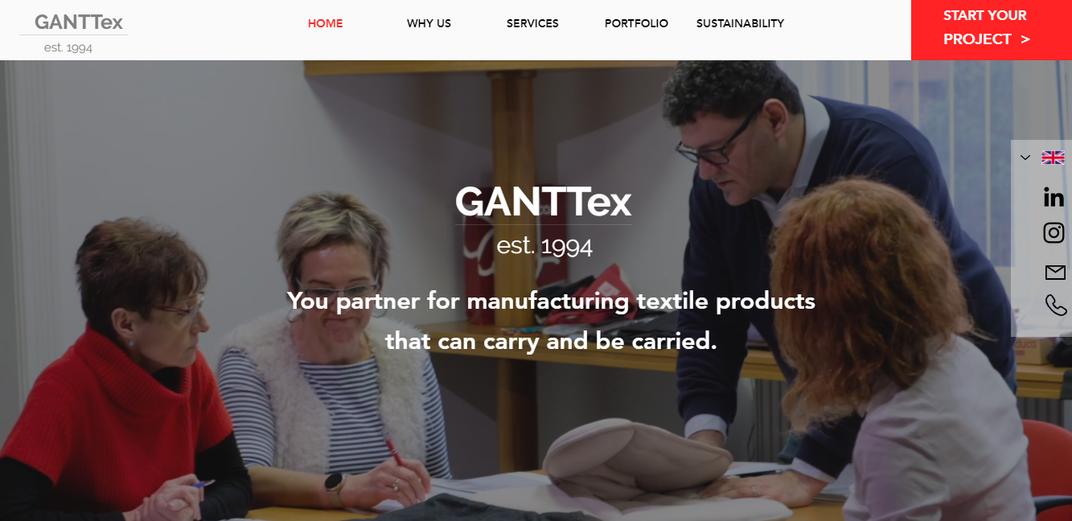 GANTTEX