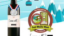 A Zin Win @ East Meets West Competition