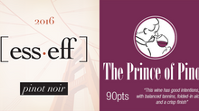 90pts from The Prince of Pinot / PinotFile