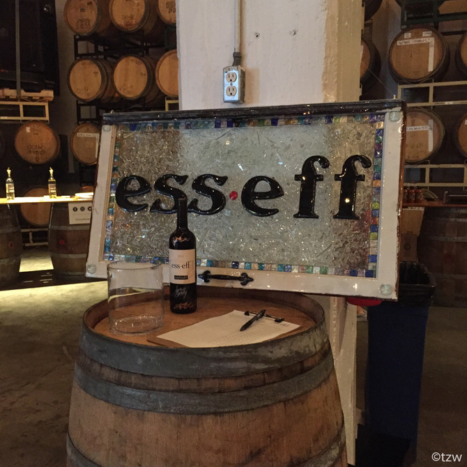 [ess·eff] wines Spring 2017 Release Party