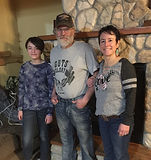 Baline, Amy and  Rein Wheeler