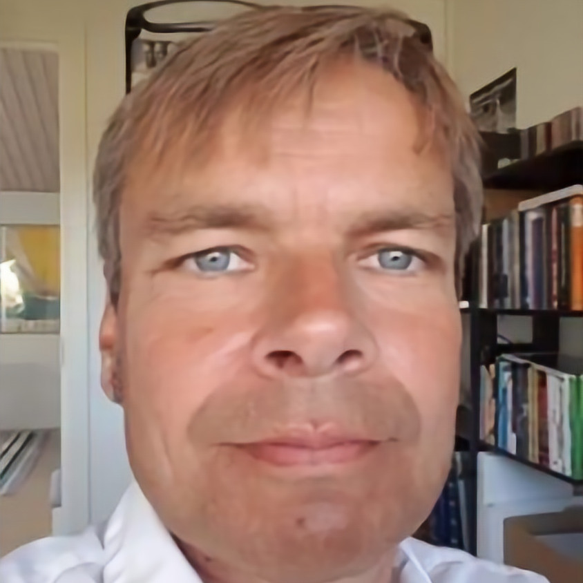 Christian Provstgaard, forfatter, cand. scient.