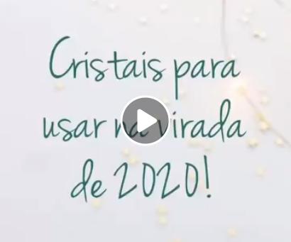 CRISTAIS PARA USAR NA VIRADA DE 2020