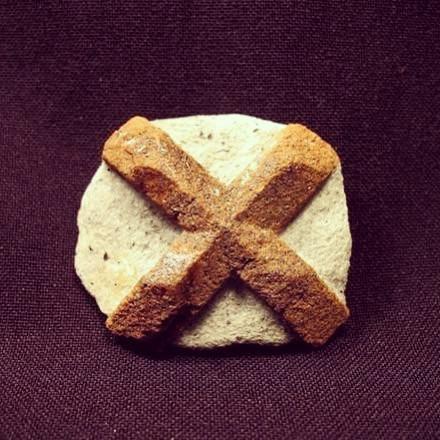 Estaurolita, ou Pedra da Cruz