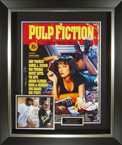 M40746_PF6975-S_Pulp_Fiction_Cast_Signed