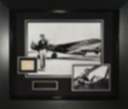 M34083_Amelia_Earhart_Signed_Display_29x